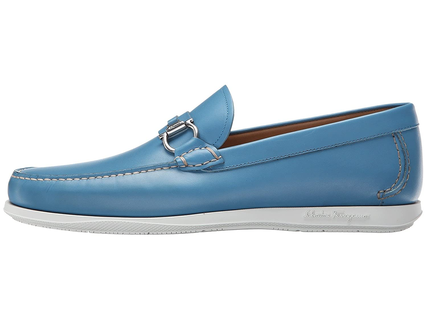 ea00bbaf3 Amazon.com  Salvatore Ferragamo Mens Lorien Loafer  Shoes