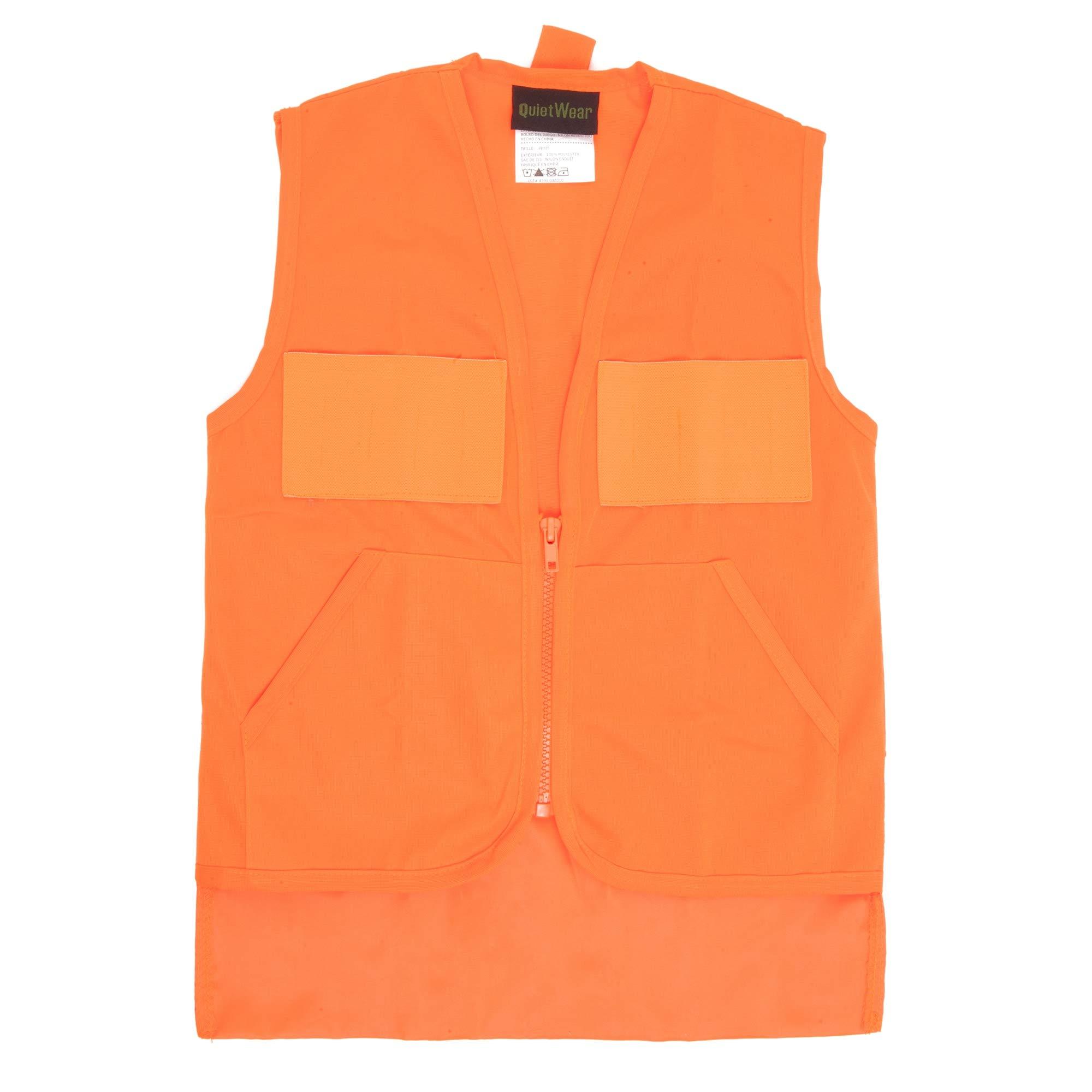 Quietwear Quiet Wear Youth Hunting Vest M by Quietwear