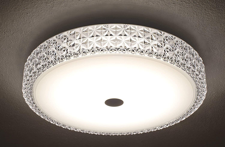 Amazon.com: Kira Home Maxine - Lámpara de techo semi ...