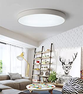 LED Super Slim 18W equivalente a 150W Lámparas de techo, Ø ...