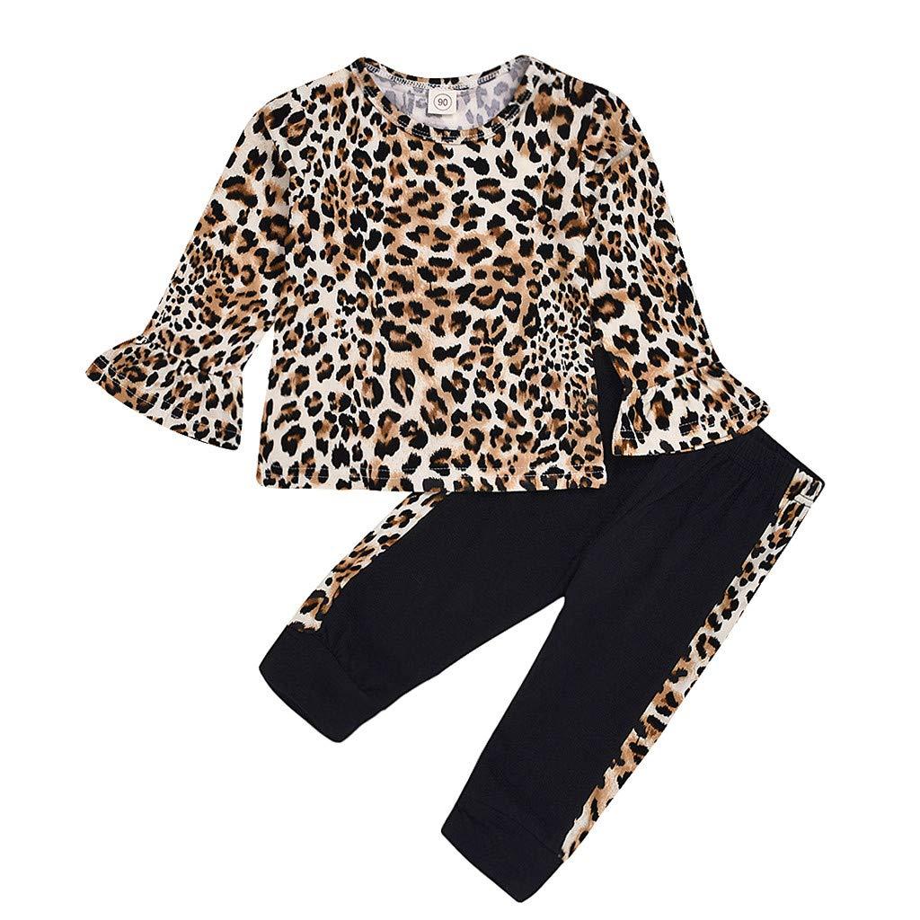 UK Toddler Kid Baby Girl Ruffle Tops Shirt Blouse Short Pants Outfit Set Clothes