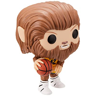 Funko POP! Movies: Teen Wolf - Scott: Toys & Games