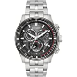 Citizen AT4129-57H Mens Eco-Drive Watch PCAT Stainless Steel band