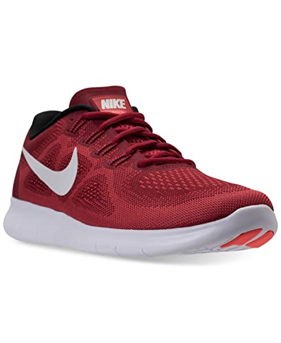 c331a1ece315 Image Unavailable. Image not available for. Color  Nike Men s Free Run 2017  Running Sneakers From Finish Line