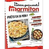 Marmiton Cahier gourmand Prêt en 10 minutes !