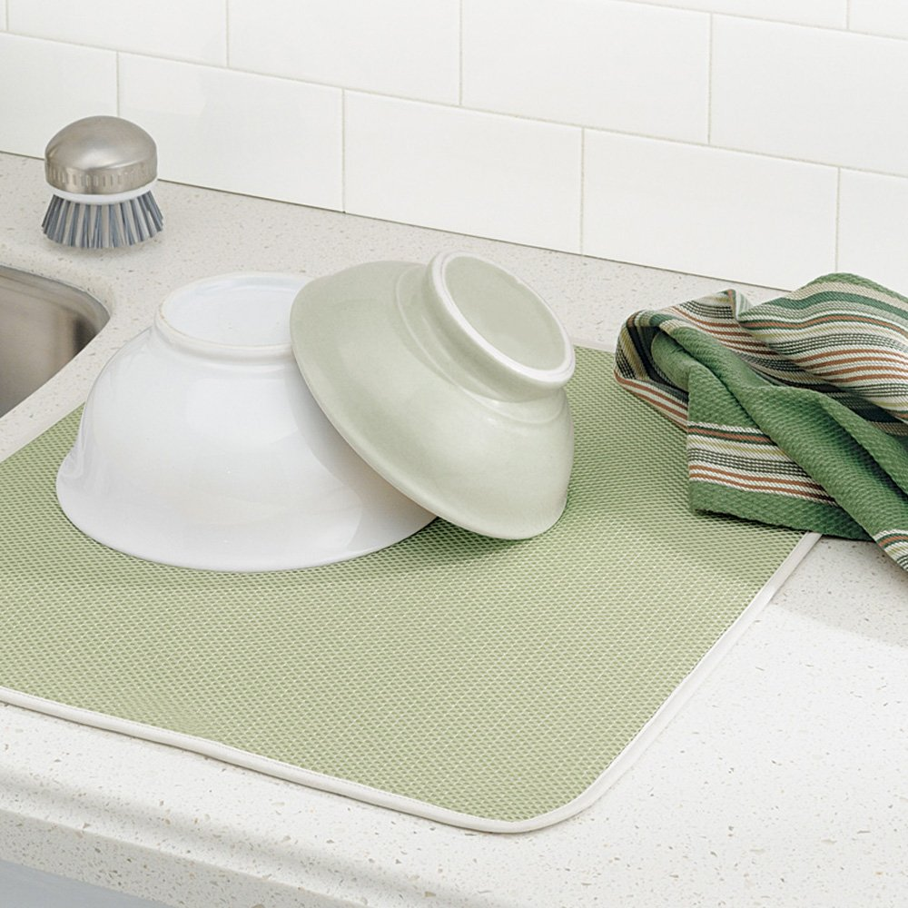 InterDesign Kitchen Countertop Absorbent Drying Image 3
