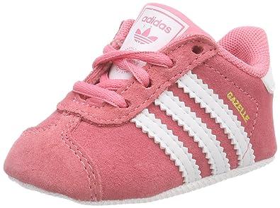 adidas Gazelle Crib, Zapatillas para Bebés: Amazon.es: Deportes y aire libre