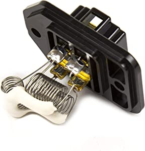 Evergreen RE-1161 HVAC Blower Motor Resistor Fit 89-91 Toyota Pickup 2.4L 3.0L