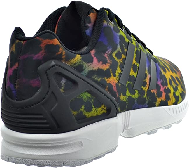 adidas zx flux torsion leopard print