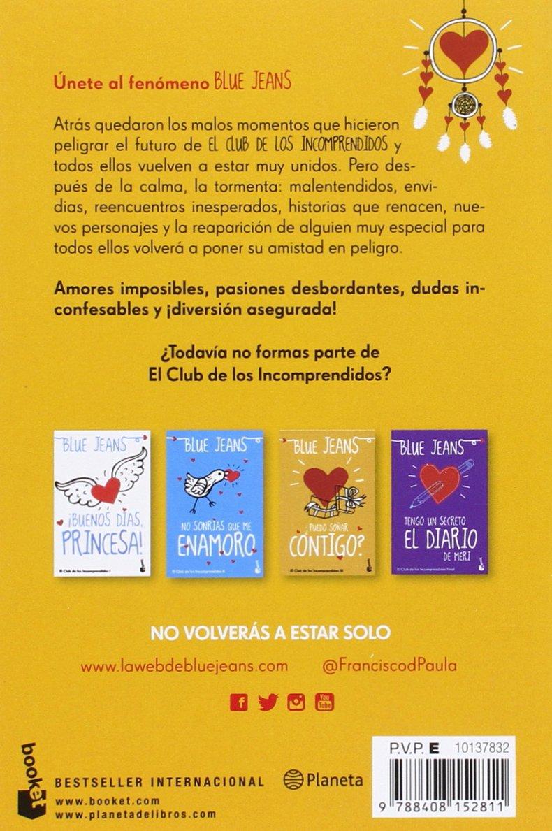Puedo soñar contigo? (Bestseller): Amazon.es: Blue Jeans: Libros