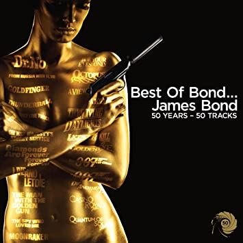 amazon best of james bond 50th anniversary various artists