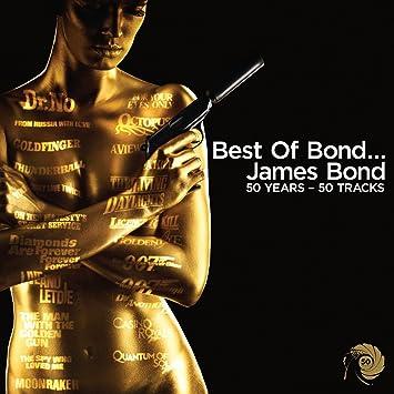 best of james bond 50th anniversary