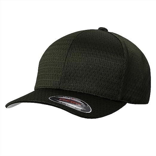 aa92e2b582f40 The Original Flexfit Hat Athletic Mesh Baseball Cap at Amazon Men s ...
