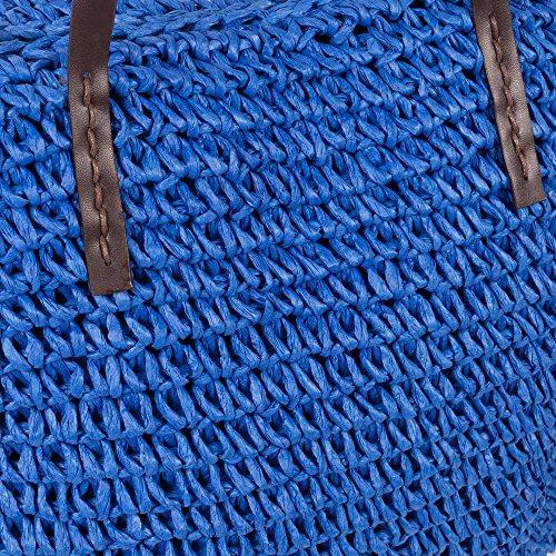 K.B. Barrow - Bolsa Mujer azul