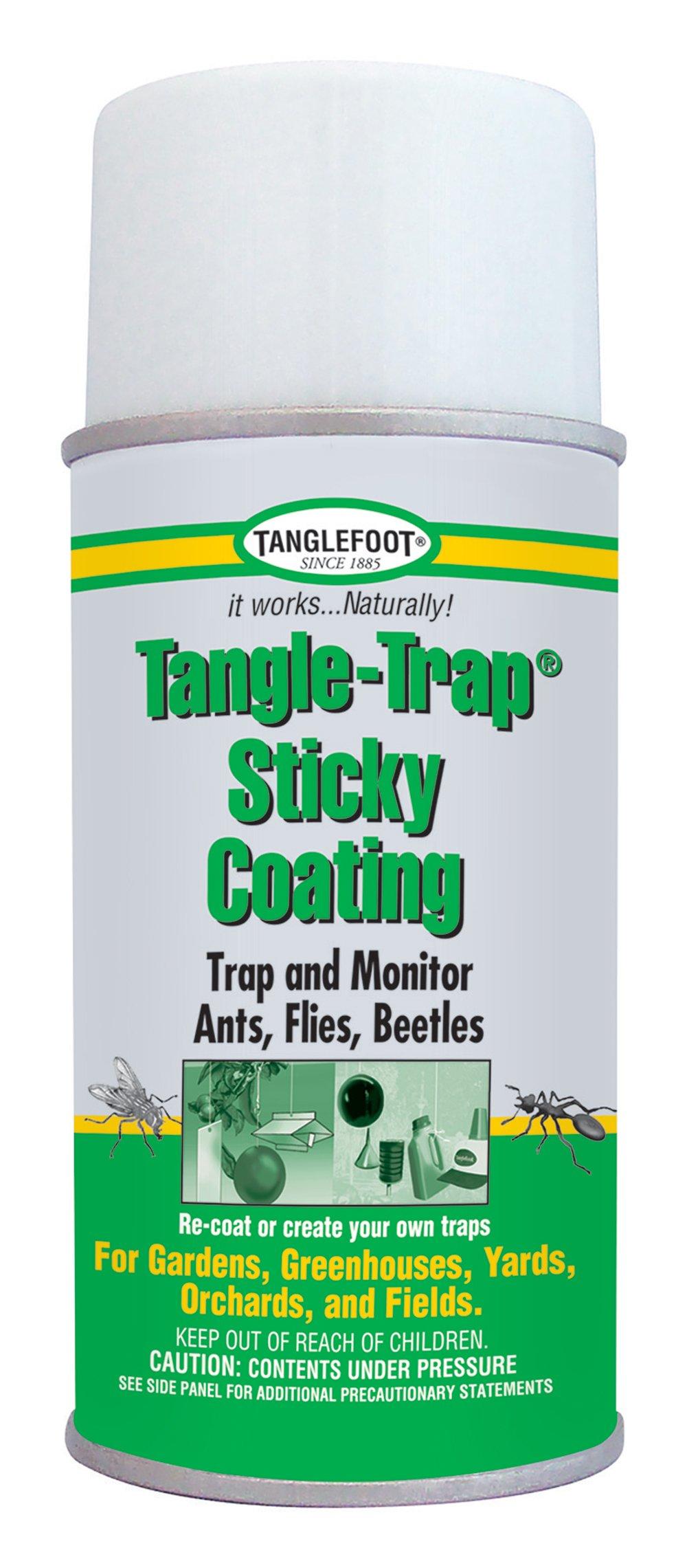 Tanglefoot Tangle-Trap Sticky Coating Aerosol