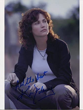 Kim Delaney Signed Army Wives To Appomattox Nypd Blue Color 8x10