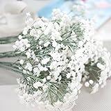 Cream Rose Flower Garland 6ft 180cm Length Amazon Co Uk