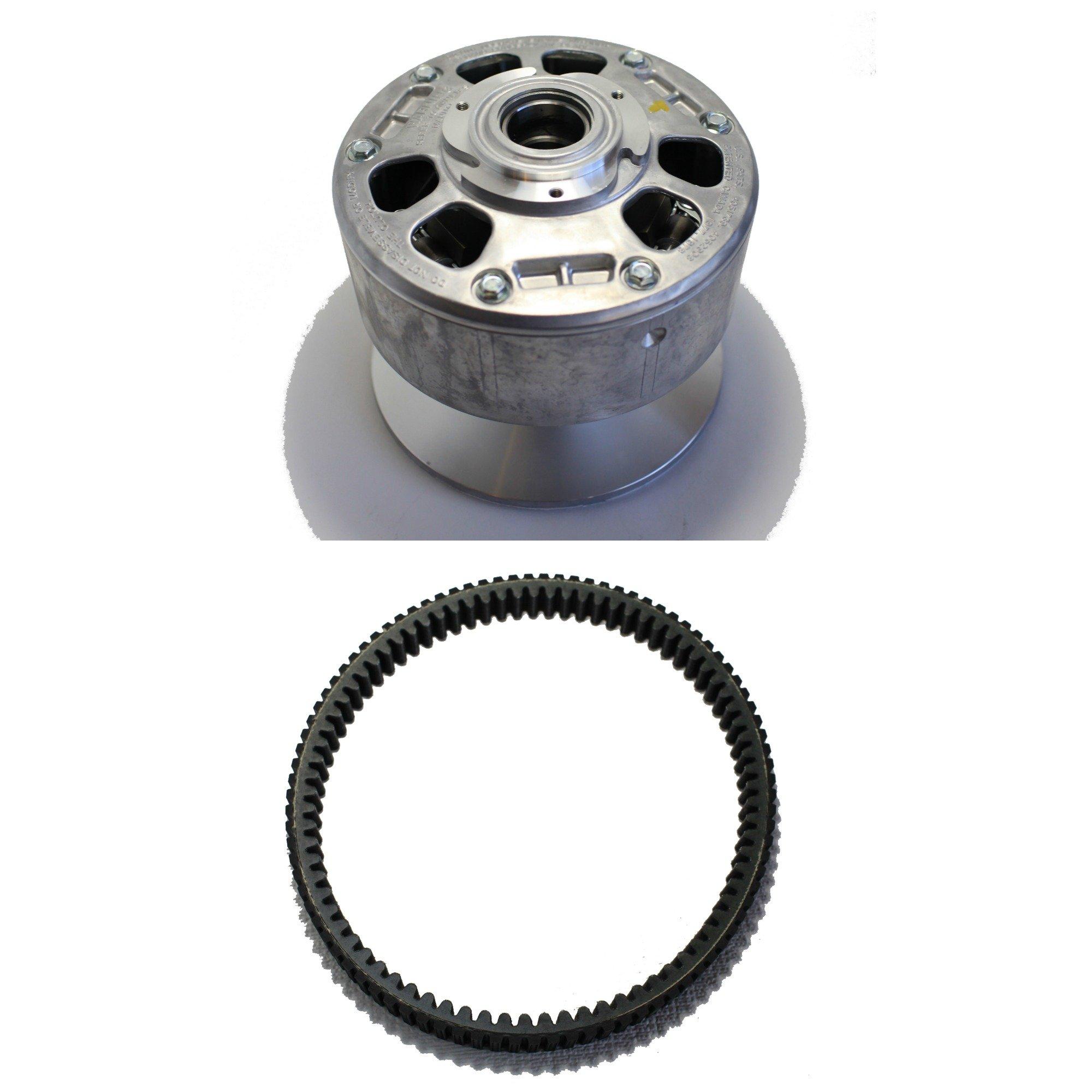 KAWASAKI Mule 2510 Diesel 2000-2002 / 3010 4x4 Diesel 2003 Primary Drive Converter NEW OEM 49093-1068 w/ a Drive Belt Replacement by ATVWorks