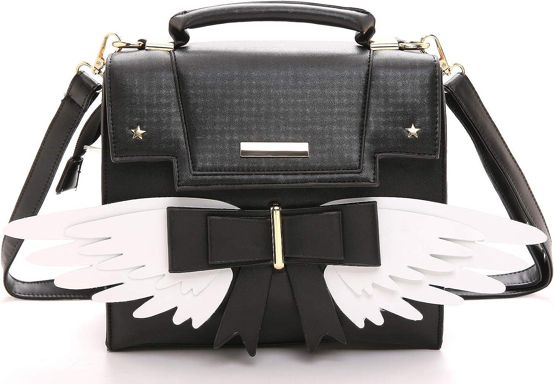 JHVYF Women's Fashion Top Handle Cute Cat Cross Body Shoulder Bags Girls Handbag