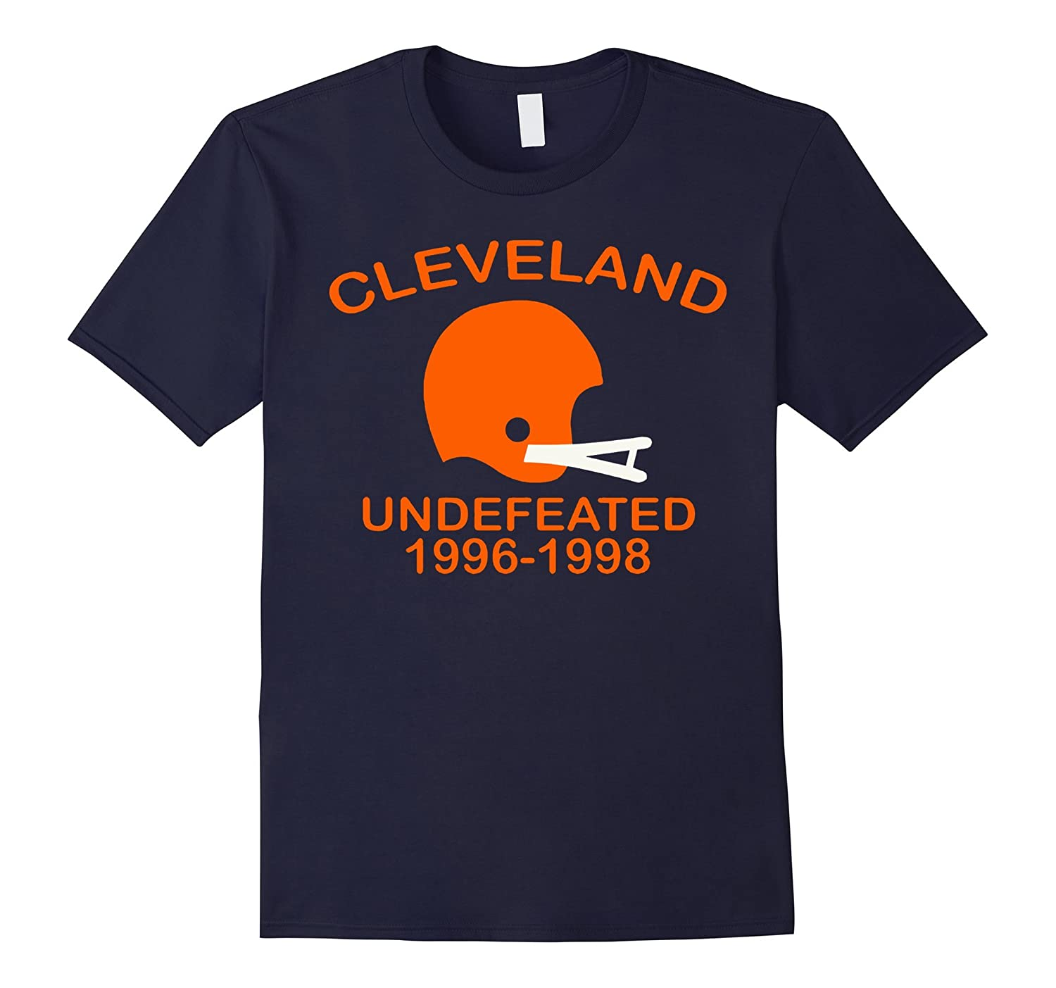 Cleveland Undefeated 1996 - 1998-BN