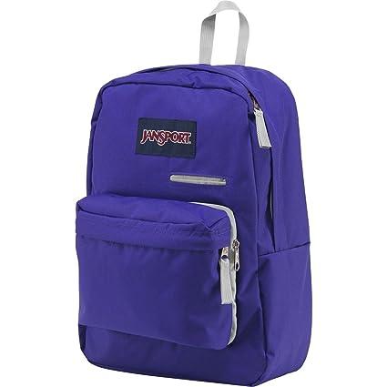 separation shoes b2d64 7f8f8 JanSport Unisex Digibreak Violet Purple Backpack