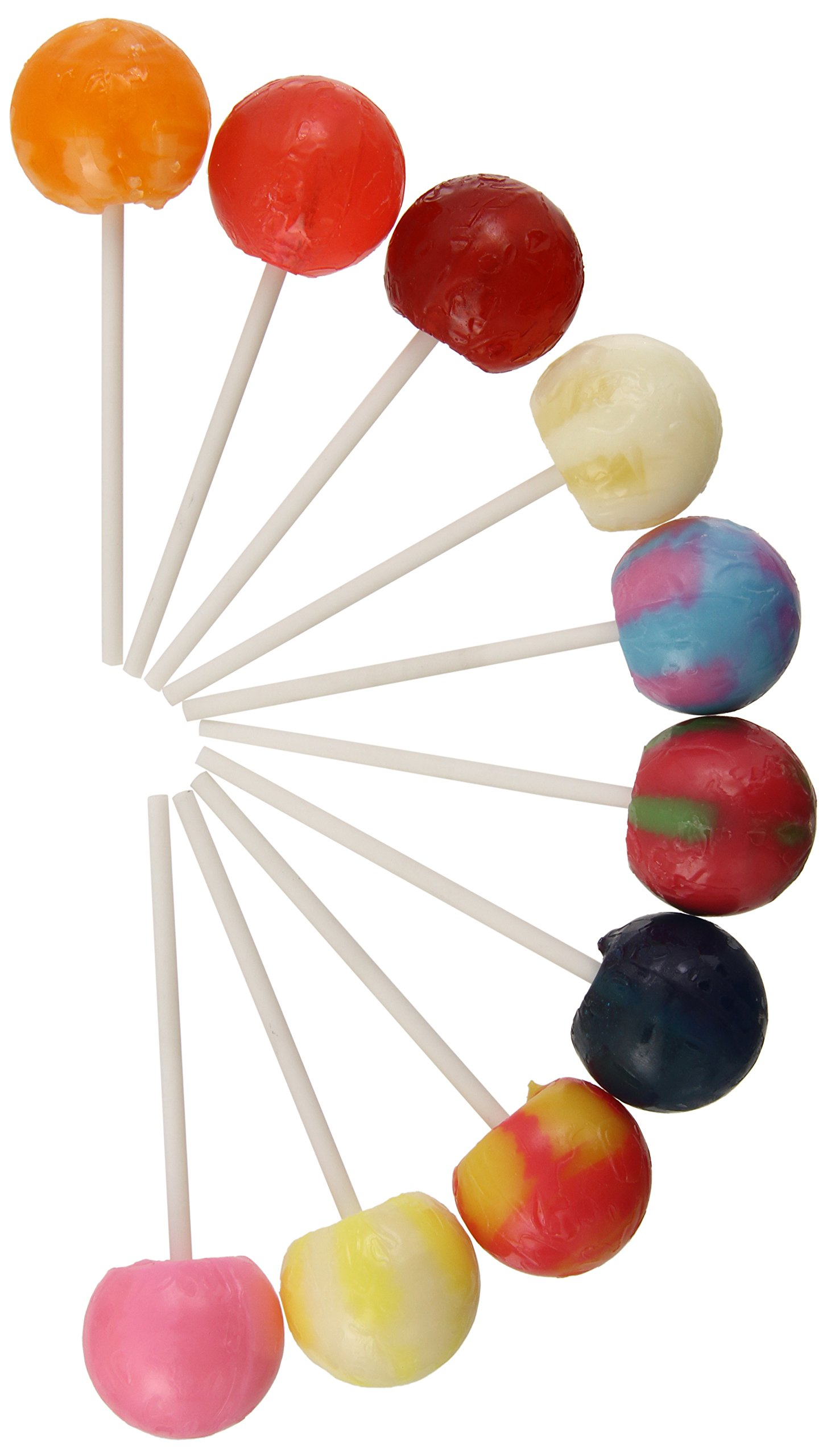 Original Gourmet Lollipop Case, Mixed, 1.1 Ounce (Pack of 120) by Original Gourmet