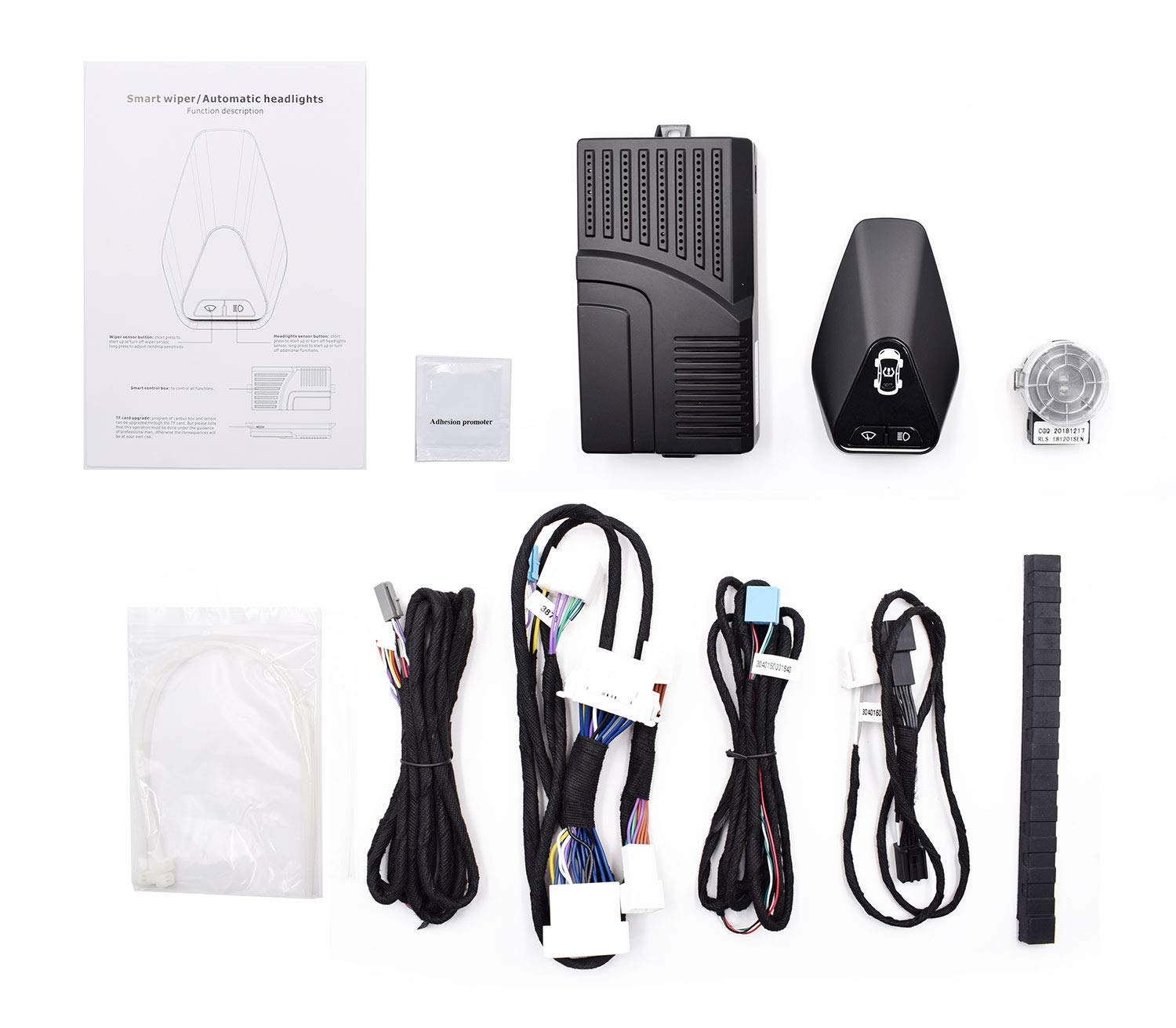 SVVSS Automatic rain Sensing Wipers and Headlight Sensor Smart Driving Assistant for Toyota by SVVSS (Image #5)