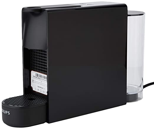 Krups Essenza Mini - Nespresso (1200 W), color negro Essenza ...