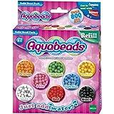Aquabeads Solid Bead Paquete Recarga (Se distribuye desde el Reino Unido)