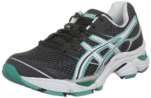 Asics - Zapatillas de Running Mujer, Color Gris, Talla 37,5 EU ...