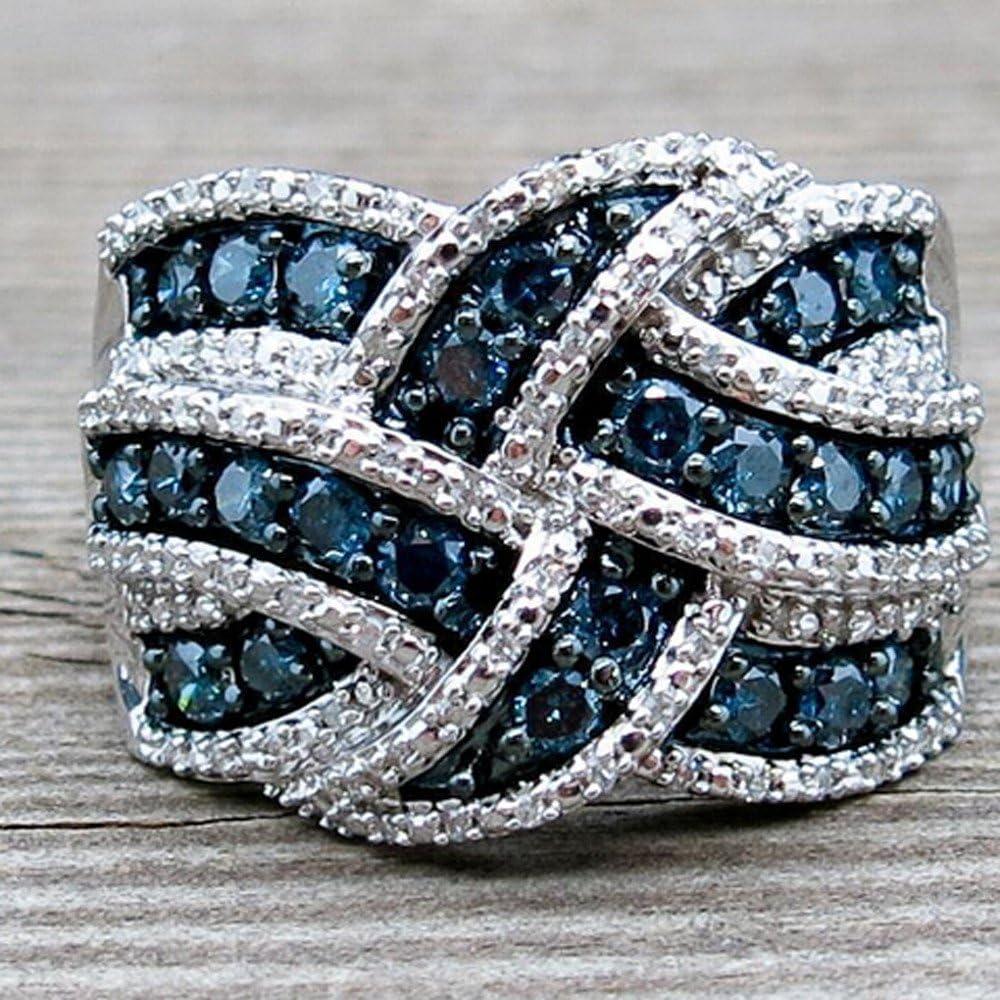 Bague antique de fian/çailles avec des diamants naturels rubis naturels pour femmes /éblouissantes