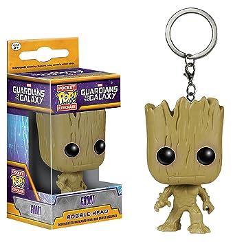 Guardians of the Galaxy Groot llavero Funko Pop en estuche ...