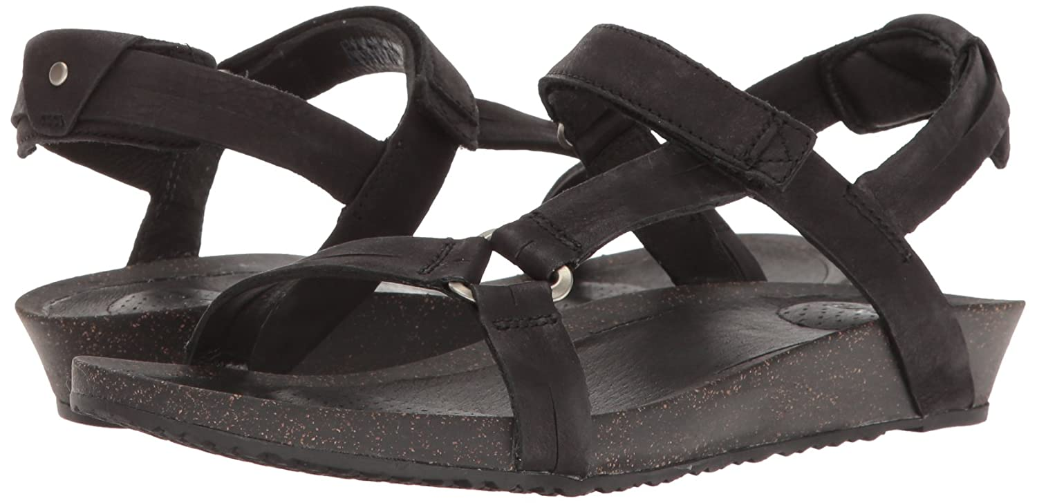 B Wedge 3 Cabrillo Teva SandalNoir37 sBdxQCothr