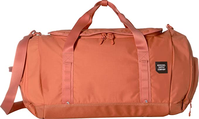 b2f6607ab141 Amazon.com  Herschel Supply Co. Unisex Gorge Large Apricot Brandy ...