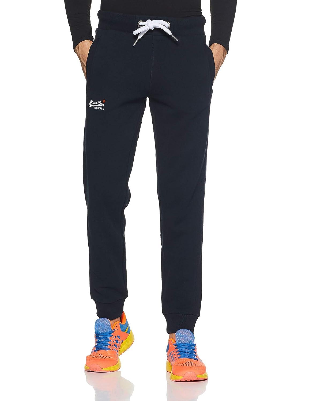 Superdry Herren Sporthose Label Jogger