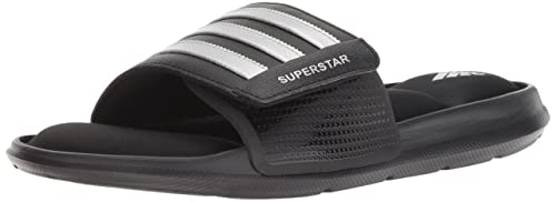 100% authentic ab4b7 e5143 adidas Originals Men's Superstar Slide Sandal