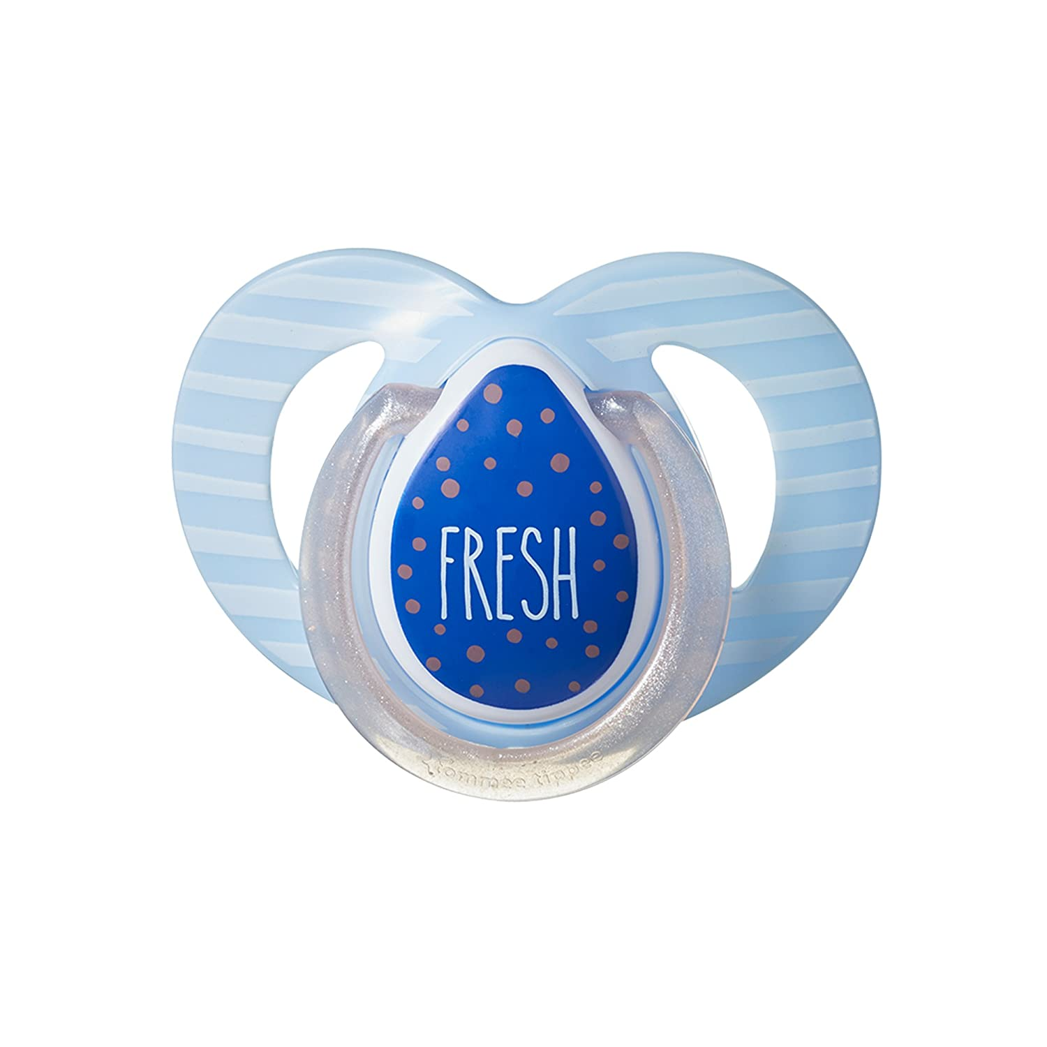 Tommee Tippee 43338955 Closer To Nature Ciucci Moda, 6-18 Mesi, Blu 43338965