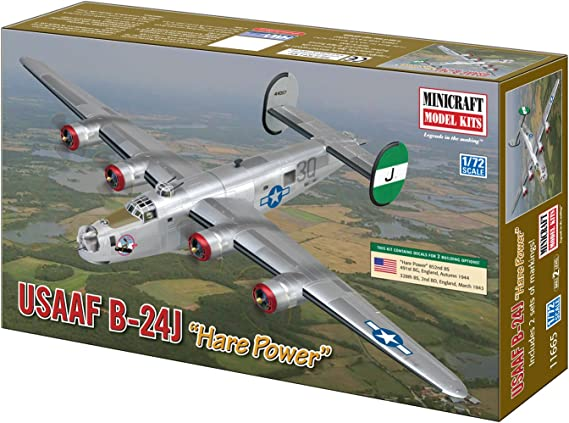 Minicraft RC-121C//D USAF 1//144 Scale with 2 Marking Options