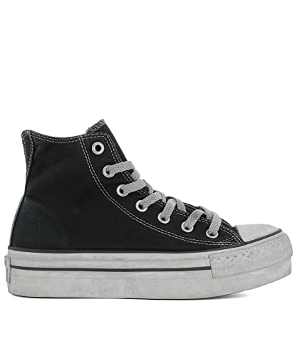 chaussure converse femme montante