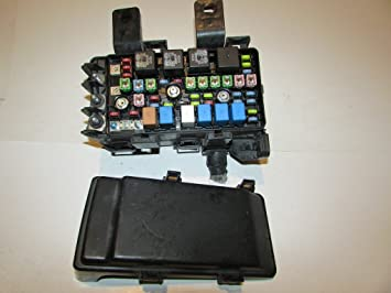 08 10 dodge charger sedan 2 7l v6 under hood relay fuse box block rh amazon ca 2006 Dodge Charger Fuse Box Location 2006 Dodge Charger Fuse Box Location