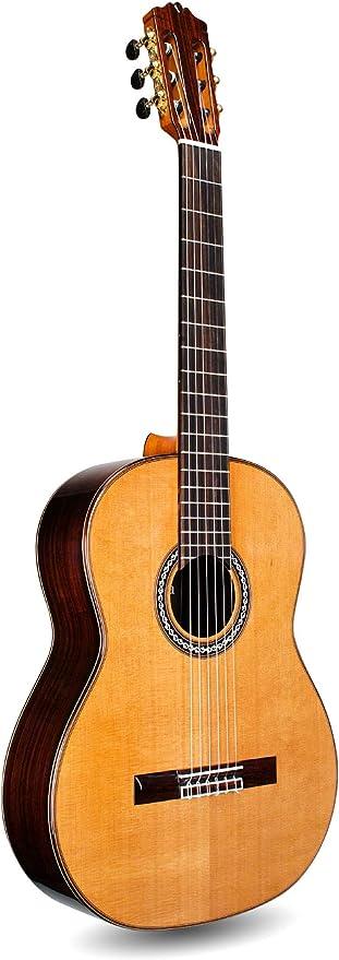 Cordoba Luthier C10 clásica para guitarra de nailon y funda ...