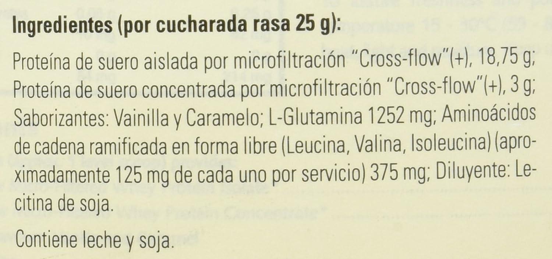 Solgar Whey To Go Proteína de suero en polvo (Sabor vainilla natural) 907 g: Amazon.es: Salud y cuidado personal
