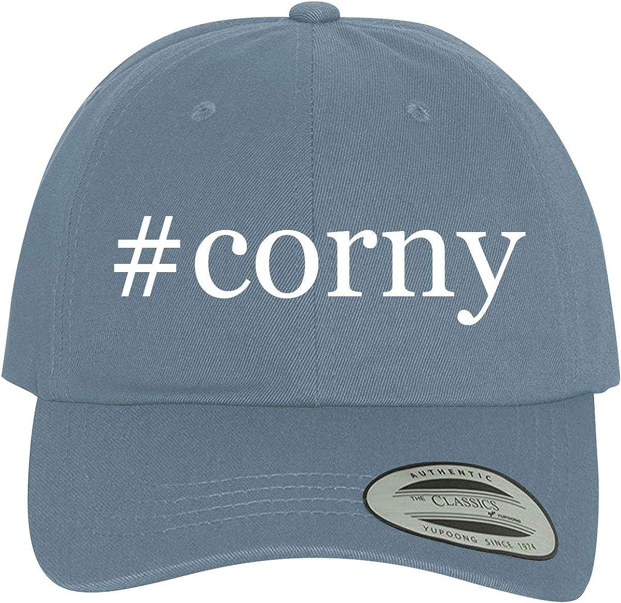 BH Cool Designs #Corny Comfortable Dad Hat Baseball Cap