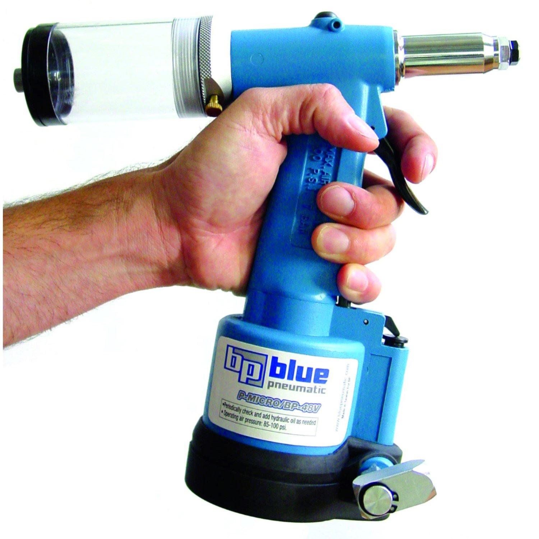 Blue Pneumatic BP48V Power Micro