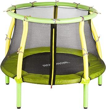 SixBros. SixJump 1,22 M Cama elástica de jardín Verde TG122/8068: Amazon.es: Deportes y aire libre