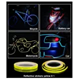 Bike Retractable Fender Flap with Rear LED Tail