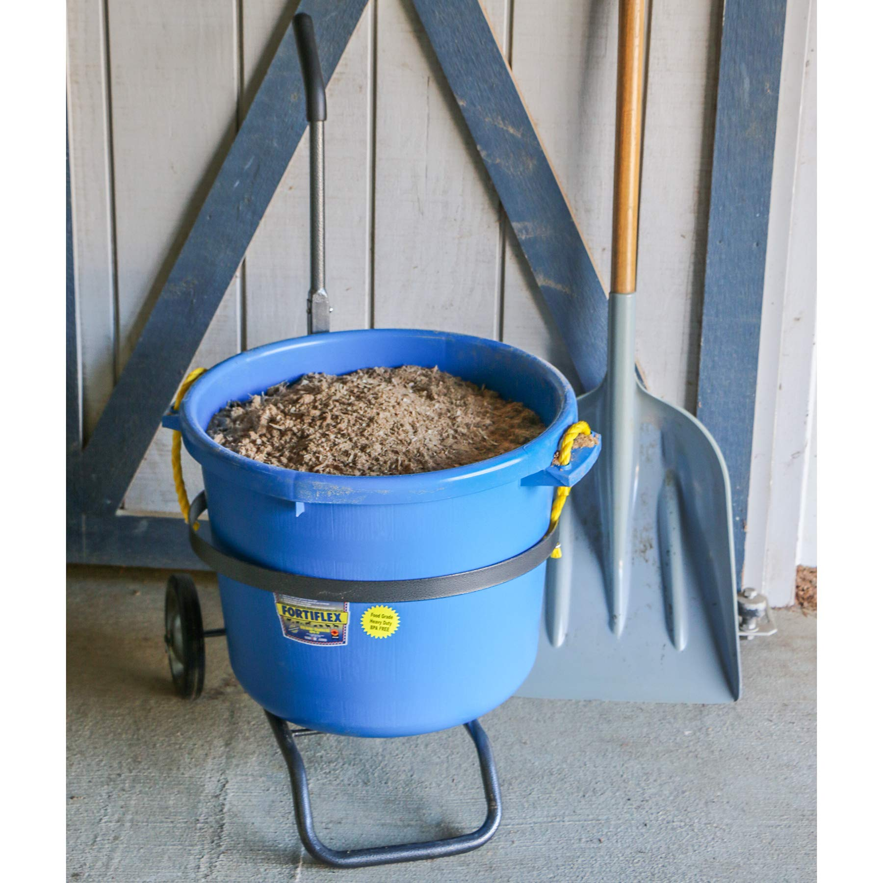 Easy-Up Muck Tub Wheeler by Easy-Up