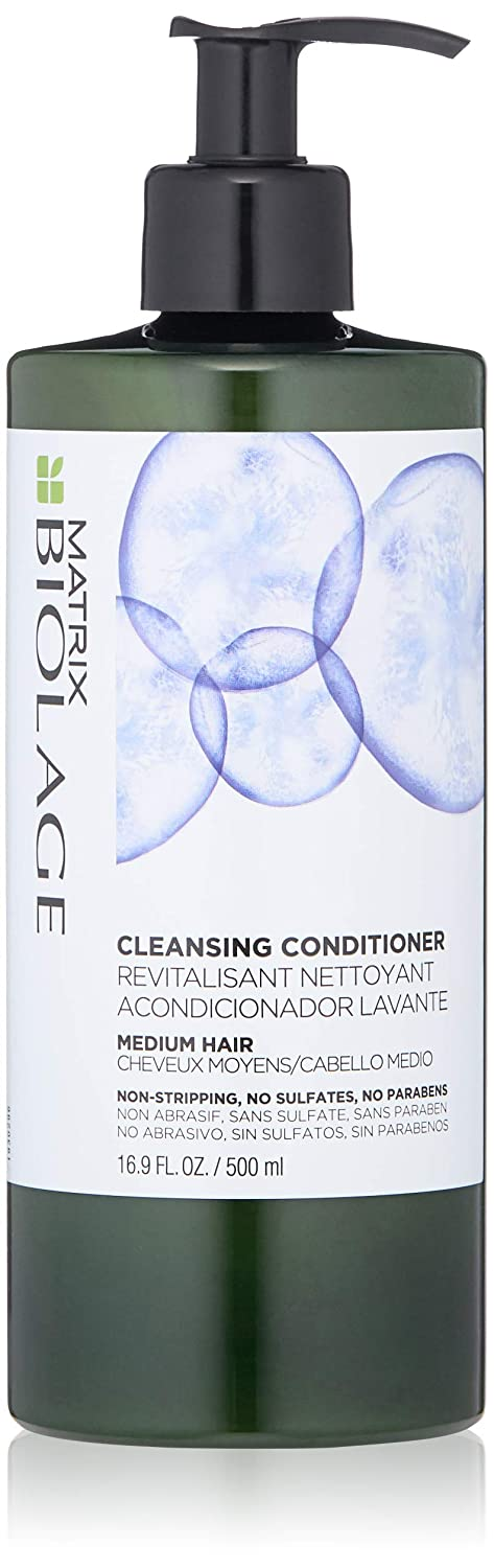 Matrix Biolage Cleansing Conditioner - Medium Hair - 16.9 oz Biolage by Matrix 0884486201454