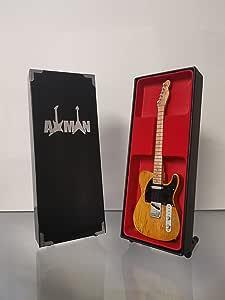 Bruce Springsteen Apagado - 1950s Mutt: Réplica de guitarra en miniatura