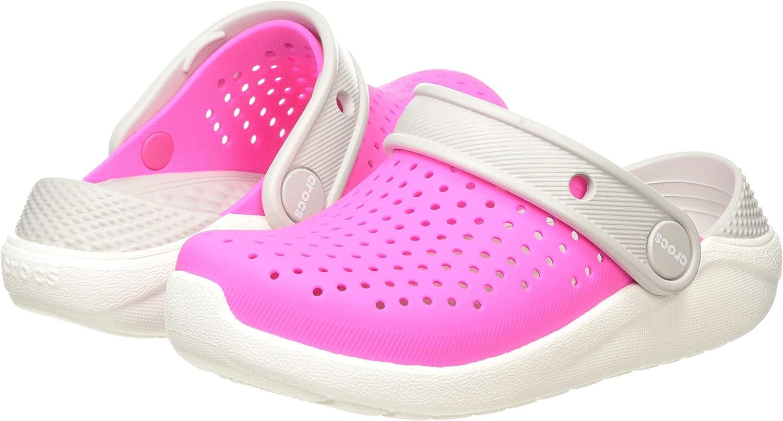 Slip on Athletic Shoes Crocs Kids Literide Clog